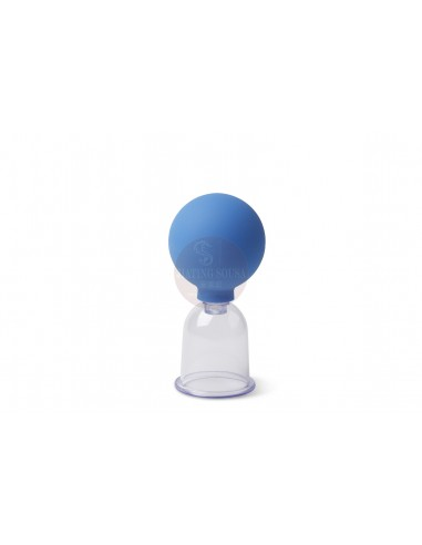 Plastic Cupping Jar with Suction Ball