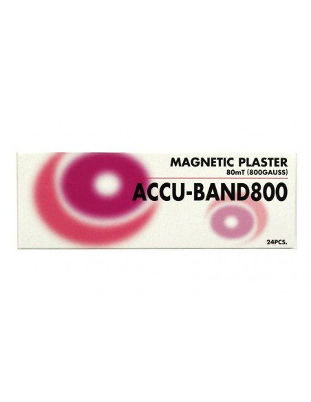 Imanes 800 Gauß sobre adhesivo